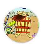 Beach Adventure Fridge Magnet Online India