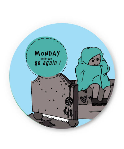 Mondays Fridge Magnet Online India