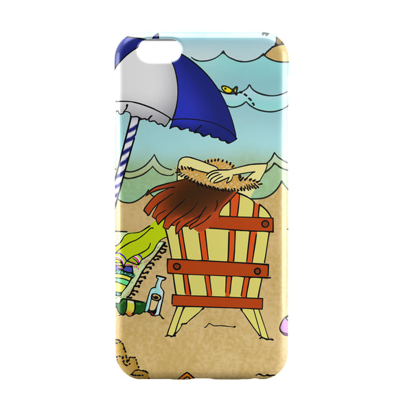 iPhone 6 Case & iPhone 6S Case | Beach Adventure iPhone 6 | iPhone 6S Case Online India | PosterGuy