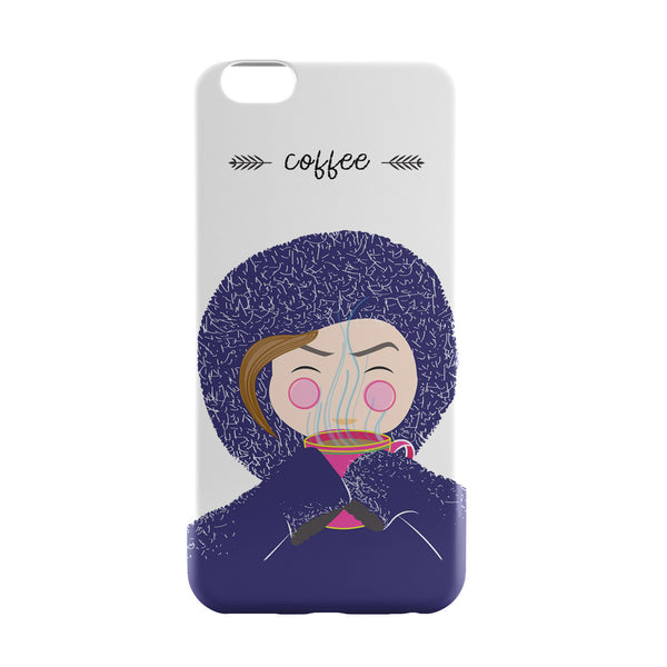 iPhone 6 Case & iPhone 6S Case | Coffee and Couch Funny iPhone 6 | iPhone 6S Case Online India | PosterGuy
