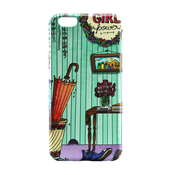 iPhone 6 Case & iPhone 6S Case | Girl power iPhone 6 | iPhone 6S Case Online India | PosterGuy