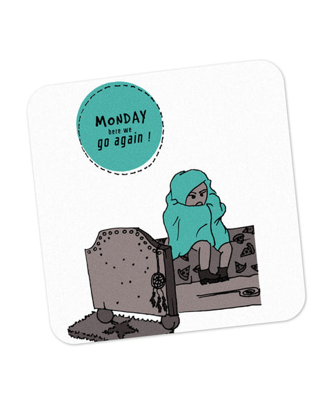 Mondays Coaster Online India