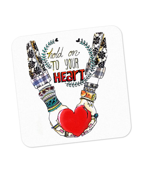 Hold on to your heart Coaster Online India