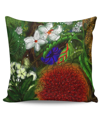 PosterGuy | Wild Flowers Cushion Cover Online India