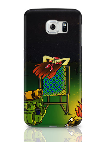 Samsung Galaxy S6 Covers & Cases | Bonfire Night Samsung Galaxy S6 Covers & Cases Online India