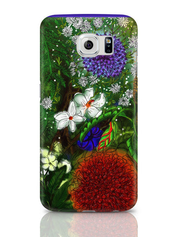 Samsung Galaxy S6 Covers & Cases | Summer Wild Flowers Samsung Galaxy S6 Covers & Cases Online India
