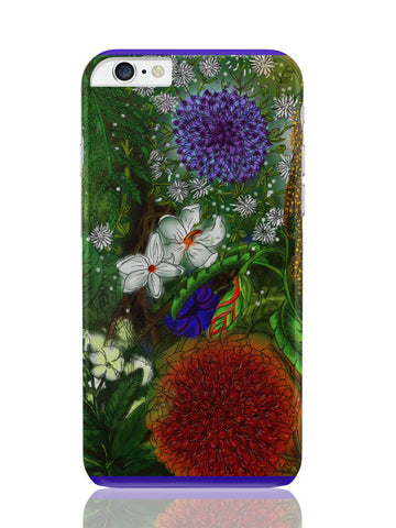iPhone 6 Plus / 6S Plus Covers & Cases | Summer Wild Flowers iPhone 6 Plus / 6S Plus Covers and Cases Online India
