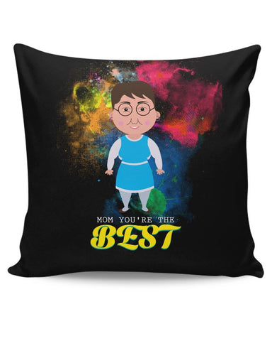 Best Graphic Mom Cushion Cover Online India