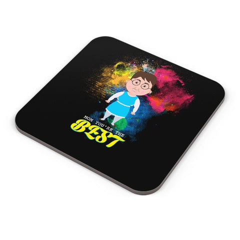 Best Graphic Mom Coaster Online India