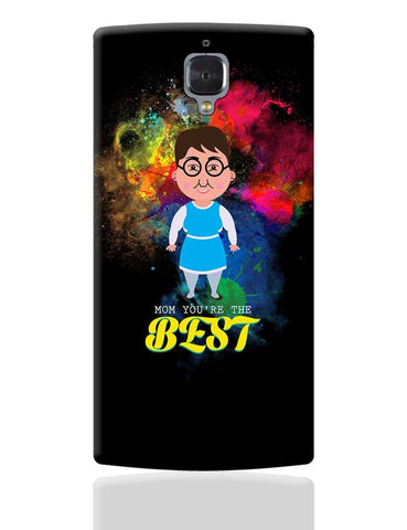 Best Graphic Mom OnePlus 3 Cover Online India