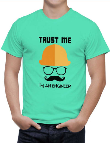 Buy Trust Me i'm An Engineer Woman T-Shirts Online India | Trust Me i'm An Engineer T-Shirt | PosterGuy.in