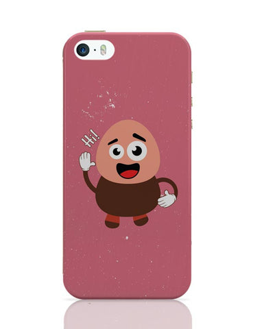 Boy Saying Hi Cartoon iPhone Covers Cases Online India