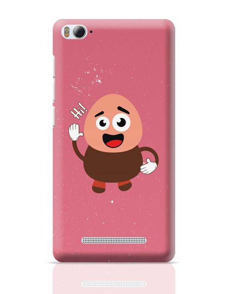 Boy Saying Hi Cartoon Xiaomi Mi 4i Covers Cases Online India