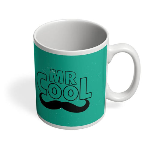 Mr Cool Moustache Coffee Mug Online India