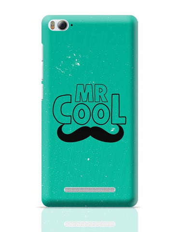 Mr Cool Moustache Xiaomi Mi 4i Covers Cases Online India
