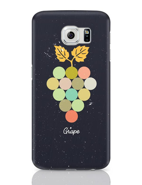 Grape Samsung Galaxy S6 Covers Cases Online India