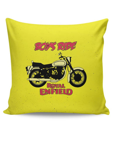 Royal Enfield Cushion Cover Online India