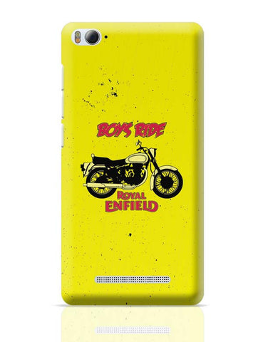 Royal Enfield Xiaomi Mi 4i Covers Cases Online India