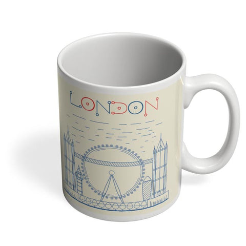 London Coffee Mug Online India
