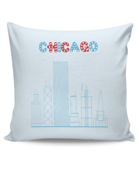 Chicago Cushion Cover Online India