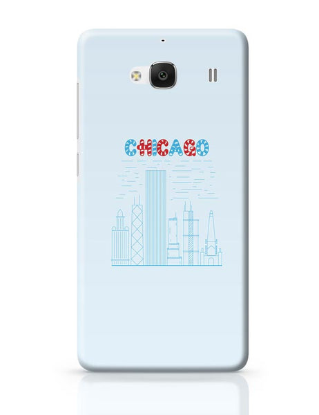 Chicago Redmi 2 / Redmi 2 Prime Covers Cases Online India