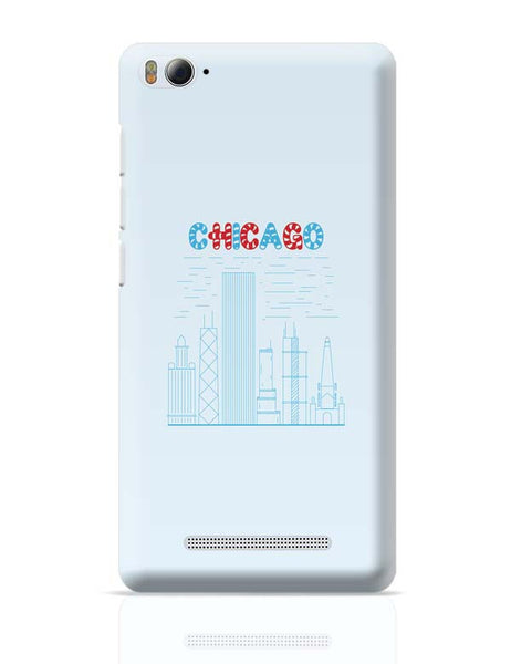 Chicago Xiaomi Mi 4i Covers Cases Online India