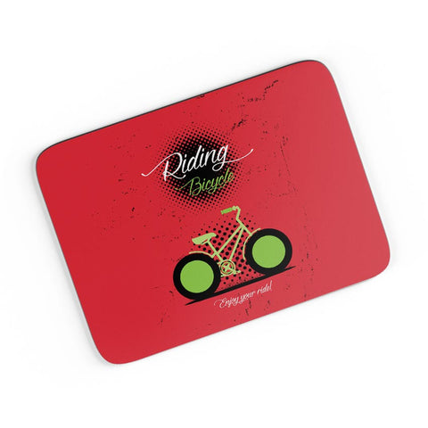Bicycle A4 Mousepad Online India