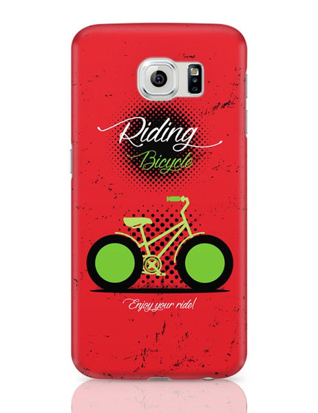 Bicycle Samsung Galaxy S6 Covers Cases Online India