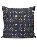 Geometric floral design Cushion Cover Online India