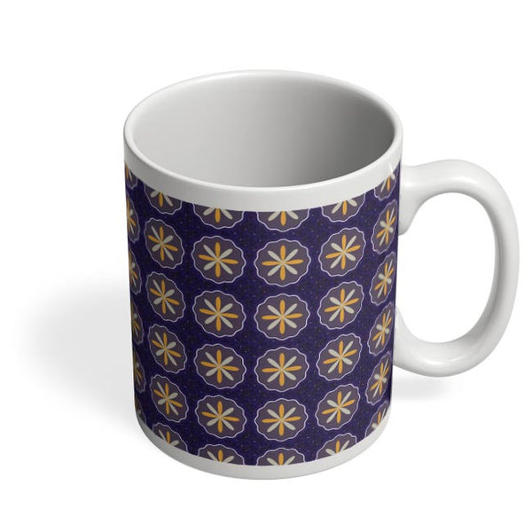 Floral pattern Coffee Mug Online India