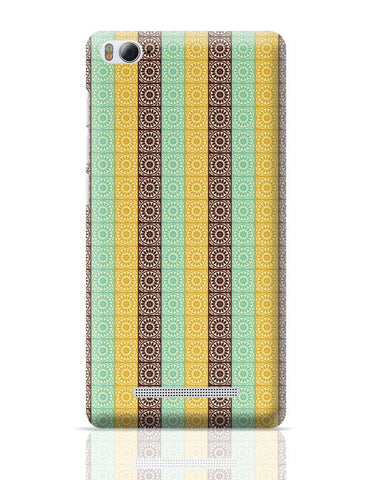Vector floral vintage  Xiaomi Mi 4i Covers Cases Online India