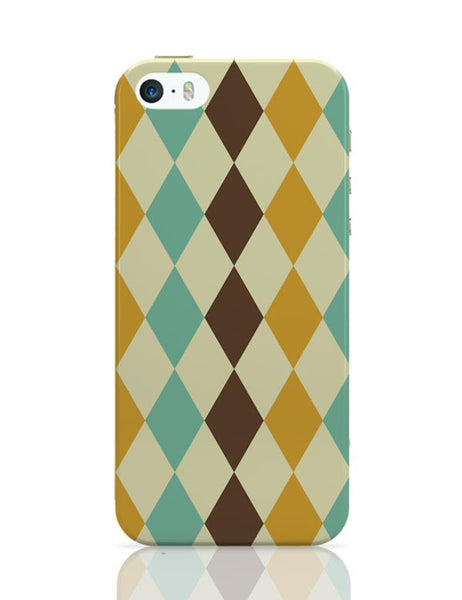 Colorful vintage triangle iPhone Covers Cases Online India