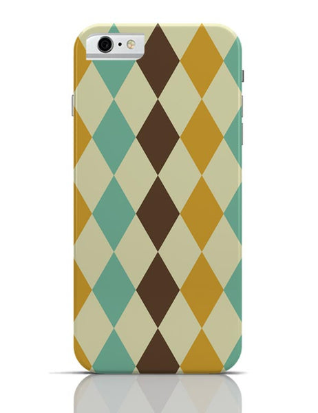 Colorful vintage triangle iPhone 6 6S Covers Cases Online India