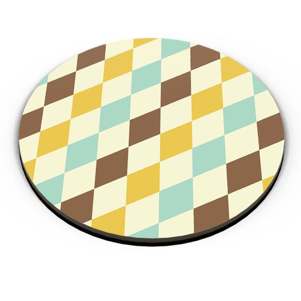 Colorful vintage triangle Fridge Magnet Online India