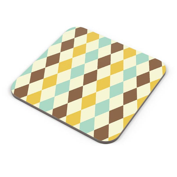 Colorful vintage triangle Coaster Online India