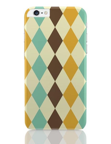 Colorful vintage triangle iPhone 6 Plus / 6S Plus Covers Cases Online India