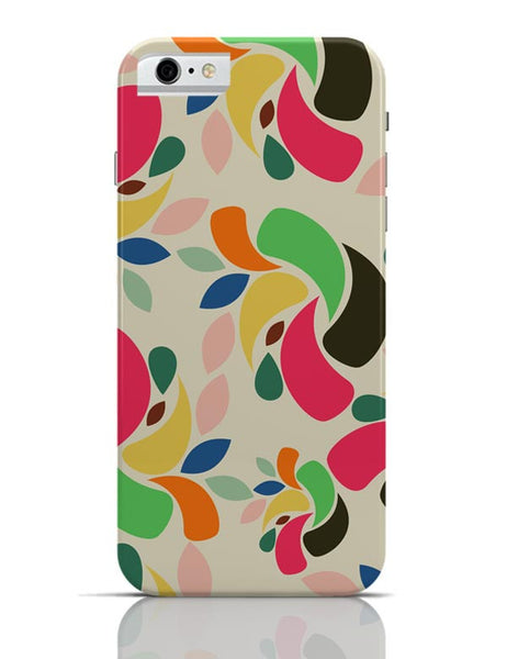 Colorful geometric shapes art iPhone 6 6S Covers Cases Online India