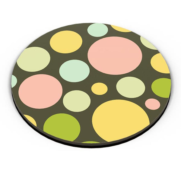 Circle bubble colors Fridge Magnet Online India