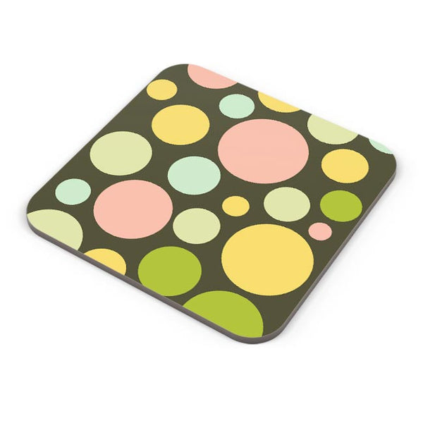 Circle bubble colors Coaster Online India
