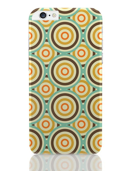 Abstract vintage circle pattern iPhone 6 Plus / 6S Plus Covers Cases Online India