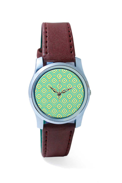 Women Wrist Watch India | Seamless retro background Wrist Watch Online India