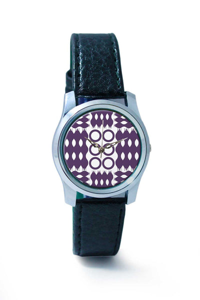 Women Wrist Watch India | Seamless african zig zag pattern Wrist Watch Online India