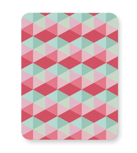 3d cube geometric pattern Mousepad Online India