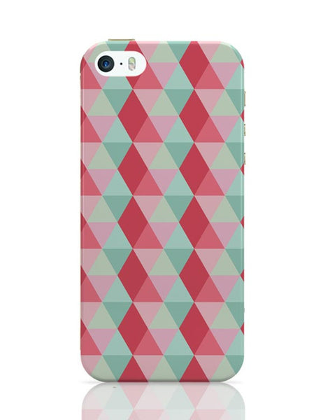 3d cube geometric pattern iPhone Covers Cases Online India