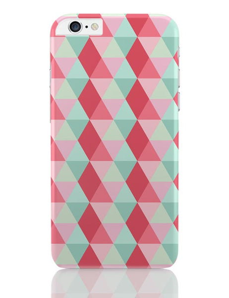 3d cube geometric pattern iPhone 6 Plus / 6S Plus Covers Cases Online India