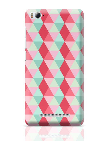 3d cube geometric pattern Xiaomi Mi 4i Covers Cases Online India