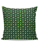 Floral green pattern Cushion Cover Online India