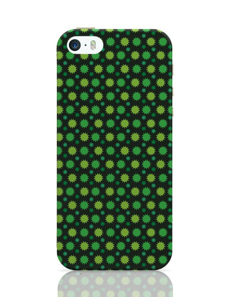 Floral green pattern iPhone Covers Cases Online India
