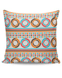 African geometric textile pattern Cushion Cover Online India