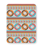 African geometric textile pattern Mousepad Online India